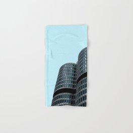 Modern architecture  in Munich Hand & Bath Towel
