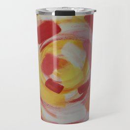 Abstract Wall Art Travel Mug