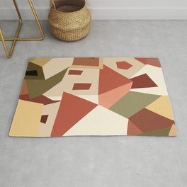 A Small Town Rug