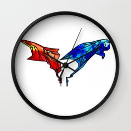 Only Revolutions Wall Clock