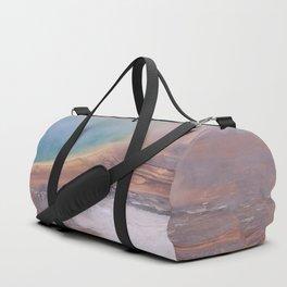 Yellowstone National Park 30X12 2 PANORAMA Duffle Bag