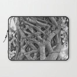 Tangled strangler fig Laptop Sleeve