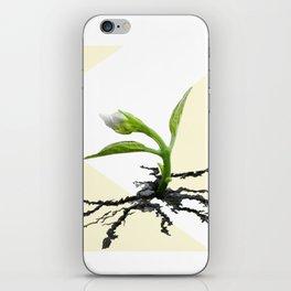 perseverance. iPhone Skin