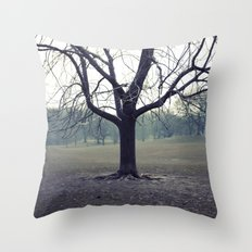 parktree Throw Pillow