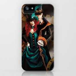 Off to the Ball iPhone Case