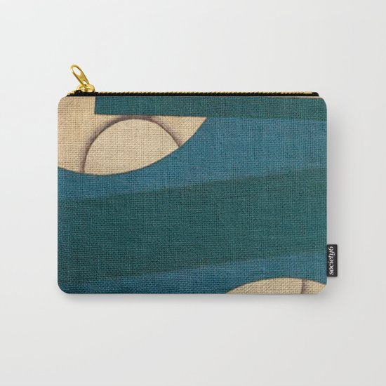 Resting at High Sea Carry-All Pouch