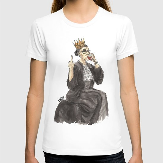 Queen RBG by maryne