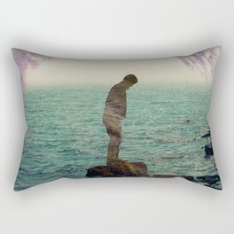 Silhouette II  Rectangular Pillow