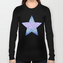 Glitter Graphic Background G105 Long Sleeve T-shirt
