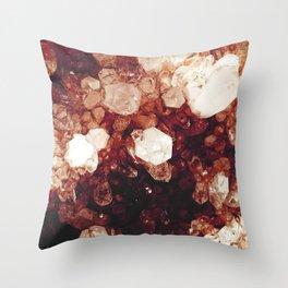 Specimen VI Throw Pillow