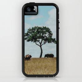 Masai Mara National Reserve X iPhone Case