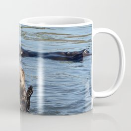 sea otter hello Coffee Mug