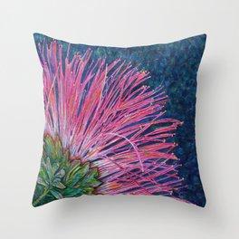 Summer Mimosa Throw Pillow