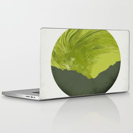 Northern lights 1 Laptop & iPad Skin