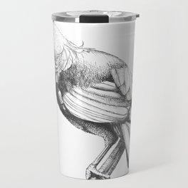 New Zealand Tui Travel Mug