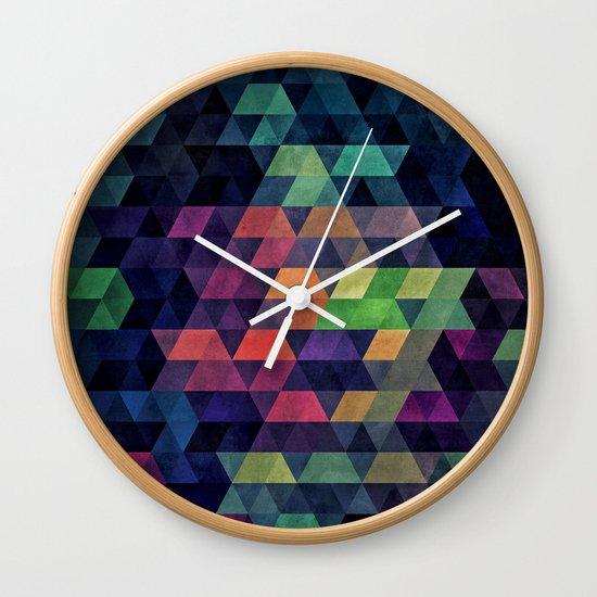 rybbyns Wall Clock