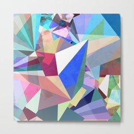 Colorflash 8 Metal Print