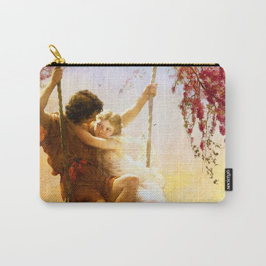 The Spring of Our Love Carry-All Pouch