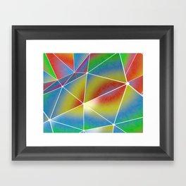 IsoTeXture Framed Art Print