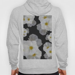 Dreaming white blossom flower Hoody