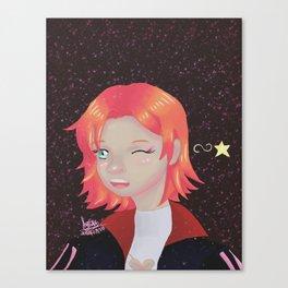 RWBY - Nora Valkyrie Canvas Print