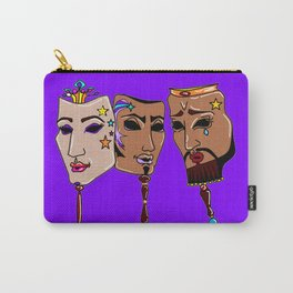 Masquerade in Zusa Carry-All Pouch