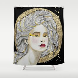 Flavia Shower Curtain