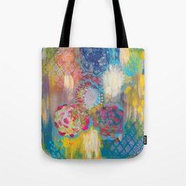 Wonderland Daydreams Tote Bag