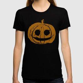 Pumpkin Hand Print T-shirt