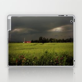Rolling Thunder, Warm Winds Laptop & iPad Skin