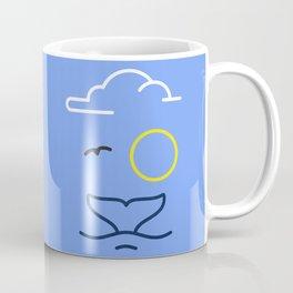Philipp Von Whale Coffee Mug
