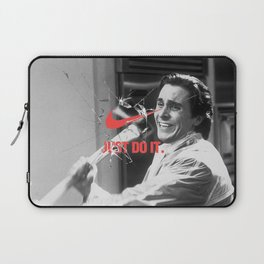 Fake Ad #1 Laptop Sleeve