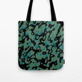 Spring Camo Tote Bag