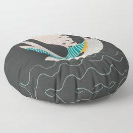 Te Manu o Moana Floor Pillow