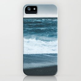 Point Reyes Sea Shore iPhone Case
