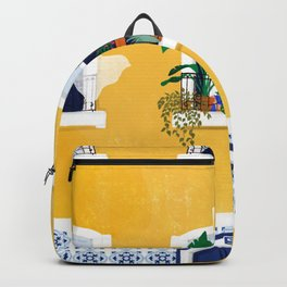 Lisbon girl Backpack