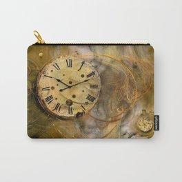 Die Zeit verfliegt ! Carry-All Pouch