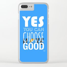 Choose Good Clear iPhone Case
