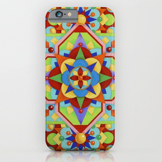 Chartres Mandala iPhone & iPod Case