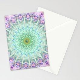 Mandala pastel no. 4 Stationery Cards