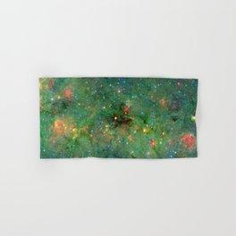 Celestial Cosmic Dusty Cloud Hand & Bath Towel