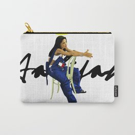 Aaliyah Carry-All Pouch