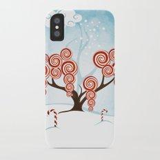 Magic Candy Tree - V3 iPhone X Slim Case