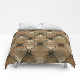 BROWN TUFT Comforters