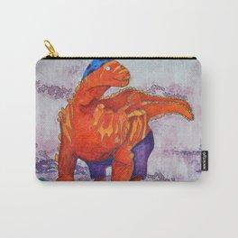 Beach Ball Dinosaur - Barney Carry-All Pouch