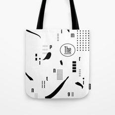 The Imprinting Tote Bag