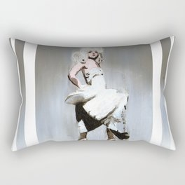 The Exorcist Interlude (Monster Ball) Rectangular Pillow