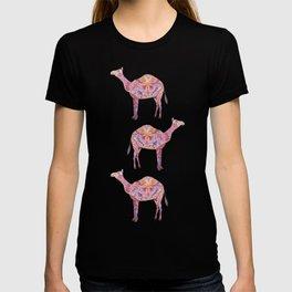 Henna Camel T-shirt