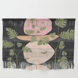 Monstera, You're Kidding Wall Hanging