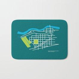 Brownes Addition / Peaceful Valley, Spokane Bath Mat